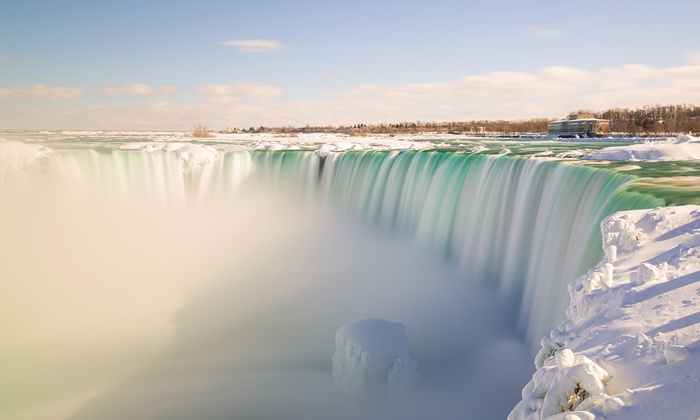 Niagara Falls Wyndham Hotel