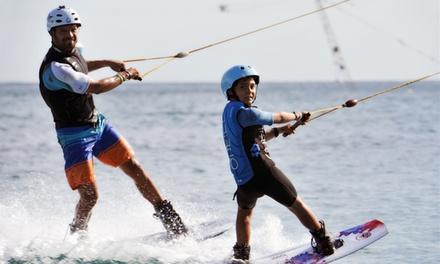 Experiencia de wakeboard de 2 horas de duración desde 15,90 € con Cable Ski Benidorm