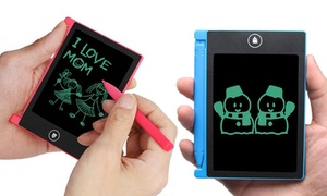 Mini tablette LCD ardoise magique