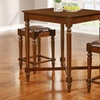Tremaine 3-Piece Tavern Table and Stools Set