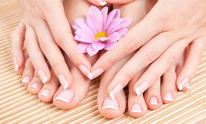 Stylizacja hybrydowa paznokci od 39,99 zł w Hotel River Style