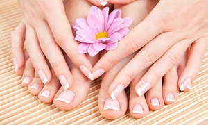 Baltiqa Hotel River Style: Stylizacja hybrydowa paznokci od 39,99 zł w Baltiqa Hotel River Style