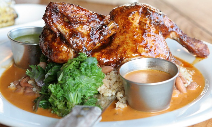 Isabel Cantina - Northern San Diego: $22 for $40 Worth of Latin- and Asian-Inspired Dinner Cuisine for Two or More at Isabel Cantina