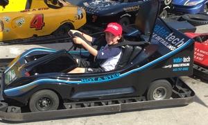 Go-Kart Racing and Mini Golf