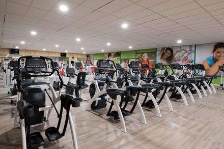 Toegang tot fitness en faciliteiten met personal coaching vanaf 19,99€ bij She Fit's in Gent.