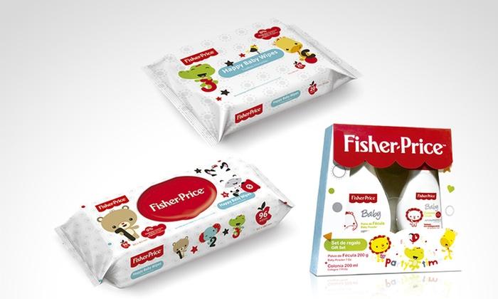 Fisher Price - Múltiples sucursales: Desde $49 en vez de $75 por productos para bebé Fisher Price para retirar en sucursal