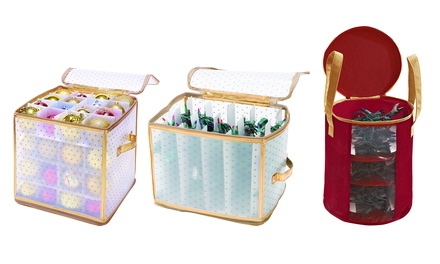 Christmas Ornament and Light Storage Bag