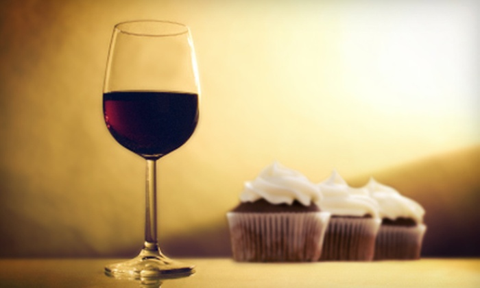 Taste - Phoenixville: Wine and Cupcake Pairings for Two, Four, or Six at Taste (Up to 56% Off)