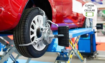 Nova Rede – Ipiranga: serviços de revisão automotiva (opção com higienização do A/C, fluido de freios e mais)