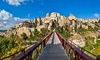 Cuenca: estancia con desayuno y cena