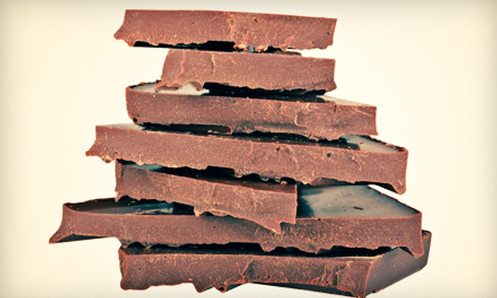 2 Chicks with Chocolate - South River: Cocoa 101 Class for One, Two, or Four at 2 Chicks with Chocolate (Up to 77% Off)