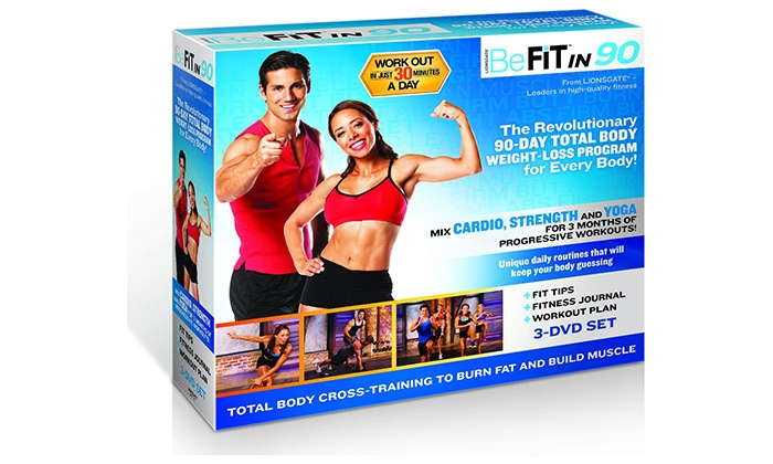 BeFit In 90 Workout System