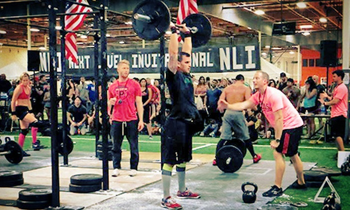 CrossFit Onslaught - Costa Mesa: One or Two Months of Unlimited CrossFit Classes at CrossFit Onslaught (Up to 74% Off)