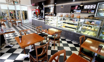 $6 for $10 or $12 for $20 to Spend on Baked Goods at St Honore Cafe and Bakery, Two Locations