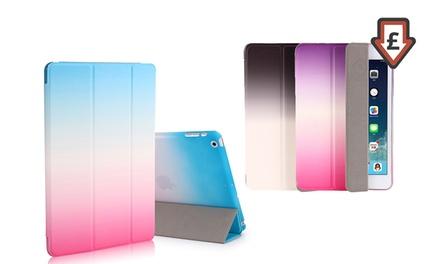 Gradient Panel Case for iPad