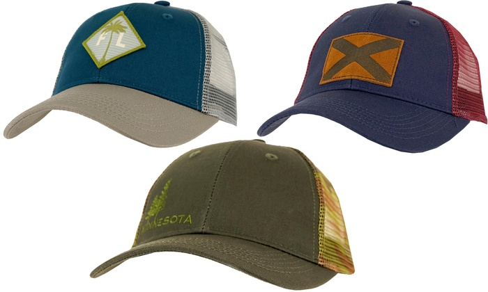 90c789dc7f7 Up To 59% Off on Cirque Mountain Unisex State Hat