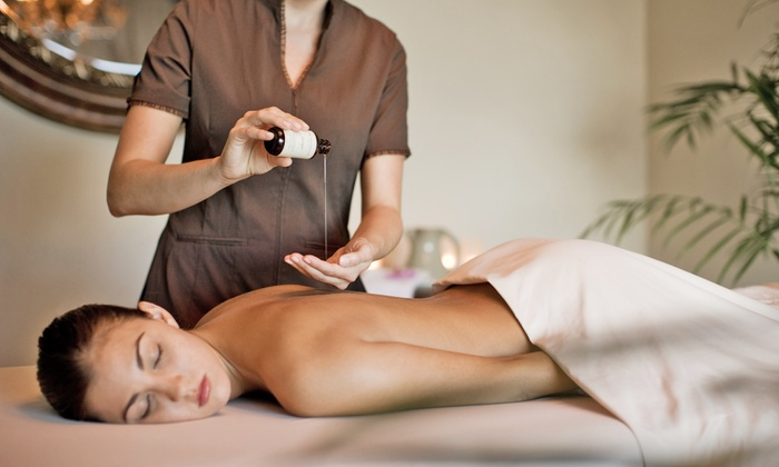 Woodhouse Day Spa - Great Uptown: $225 for a Spa Package at The Woodhouse Day Spa ($430 Value)