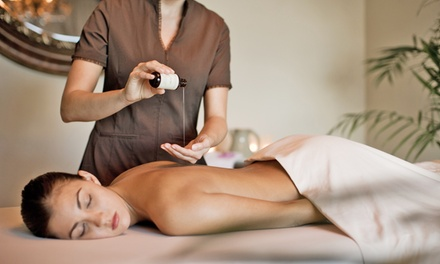 $225 for a Spa Package at The Woodhouse Day Spa ($430 Value)