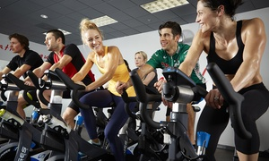 STM Cycling: 5 or 10 Indoor Cycling Classes at STM Cycling (Up to 50% Off)