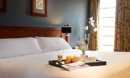 El Espinar: 1 o 2 noches para dos con detalle, masaje y/o cena en el Hotel Segovia Sierra 4*
