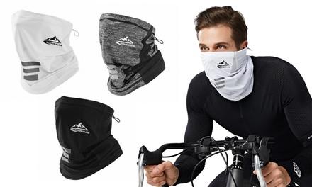 Maschera multifunzione bicicletta