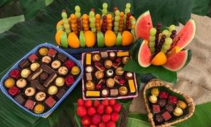 Uebst Bozkurt Und Bozkurt Gbr: Wertgutschein über 30 oder 50 € anrechenbar auf einen Schokoladen- oder Obst-Strauß von Uebst Bozkurt Und Bozkurt Gbr
