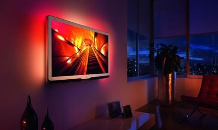 1, 2 o 3 luces LED de fondo para TV