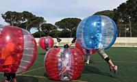 Partido de Soccerball de 1 o 2 horas de 10 a 30 personas desde 89 € en Soccerball