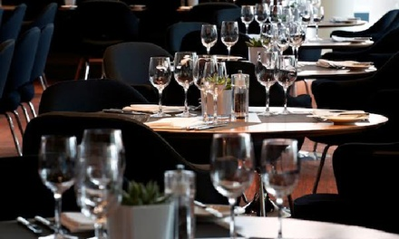 Two or ThreeCourse Meal for Two or Four at Podium Restaurant at Hilton Manchester Deansgate