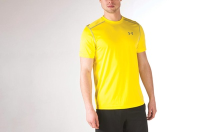 Under Armour Men's Coldblack Run T-Shirt