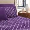 Hotel 5th Ave Print and Embroidered Sheet Set (6-Piece)