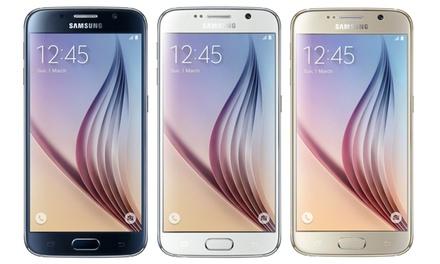Samsung Galaxy S6 32 Go, reconditionné grade A, coloris au choix, livraison offerte, à 349€