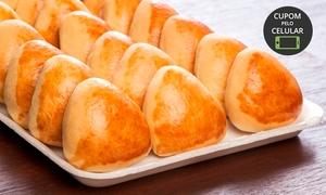 Buffet Lua de Açúcar me Lambuza: Buffet Lua de Açúcar Me Lambuza – Taquara: 100, 200 ou 300 salgados de forno