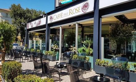 Aperitivo storico Caffè delle Rose