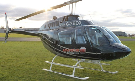 Experience: Helicopter Flying Lesson For just: £139.0