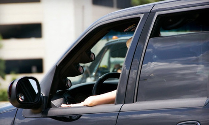 Budget Tinting - San Antonio: $80 for Tinting for Up to Five Car Windows at Budget Tinting ($179 Value)