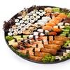 Sushi-Platte nach Wahl