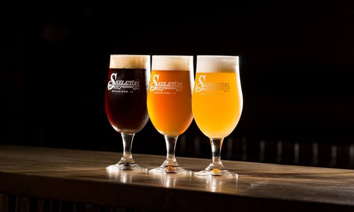 Brewery Package for Two or Four - Skeleton Key Brewery ...