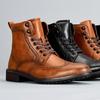 Vincent Cavallo Men's Combat Dress Boots