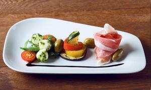 Kantine Deluxe: Vorspeise und Hauptgericht à la carte für 1, 2 oder 4 Personen in der Kantine Deluxe (bis zu 50% sparen*)