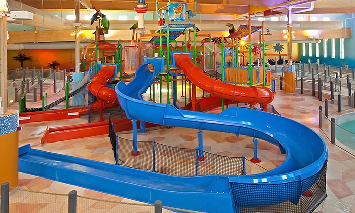 Waterpark Admission - Splash Cincinnati Indoor Water Park ...