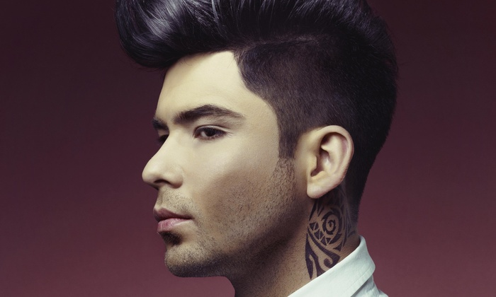 Amelia's Hair Studio - Hollywood: A Men's Haircut with Shampoo and Style from Amelia's Hair Studio