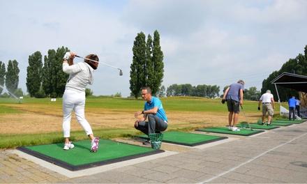 1daagse golfcursus NGFbaanpermissie bij Golfschool Waterland A'dam
