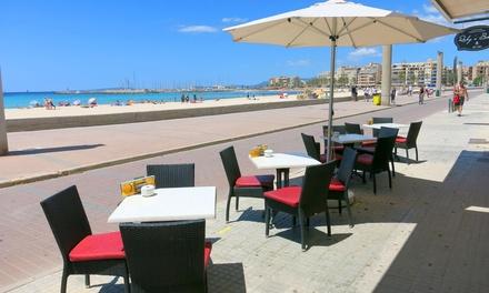 Menú para 2 o 4 desde 49,95 € en Talent Restaurant Can Pastilla