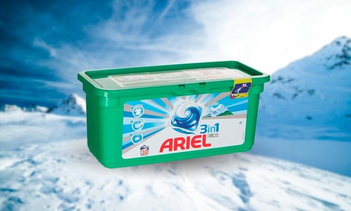De 60 à 340 pods Ariel 3 en 1 Alpine dès 1990€ (jusqu'à 44% de remise)