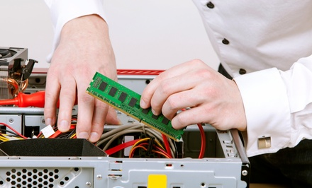 $30 for $60 Worth of Computer Repair — Grogan Speer Inc