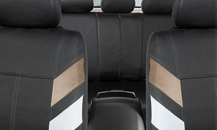 Modern Edge Waterproof Neoprene Seat Cover Set
