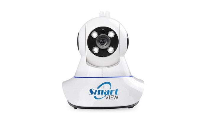 Groupon Goods Global GmbH: SmartView Wireless IP Camera for €54.99 With Free Delivery (64% Off)