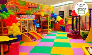 Anima Park: 30 minutos, 1, 3 ou 5 horas de recreação infantil no Anima Park – Shopping Golden Square