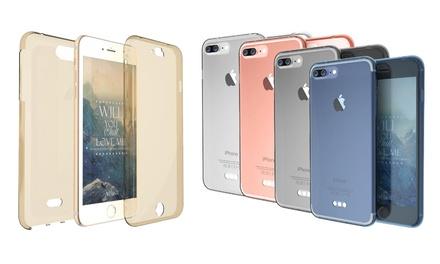 Soft-Smartphone-Case für iPhone in der Farbe nach Wahl (65% sparen*)